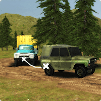 Dirt Trucker Muddy Hills для Android
