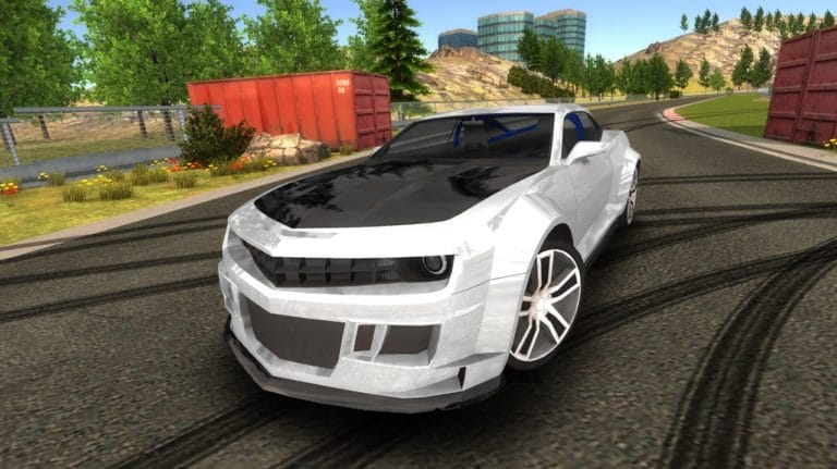 Drift Car Driving Simulator для Android