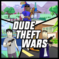 Dude Theft Wars для Android