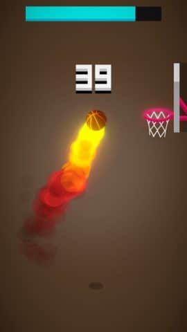Dunk Hit для Android