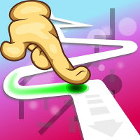Follow the Line для iOS (iPhone, iPad)