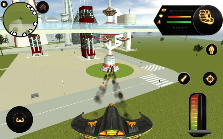 Future Robot Fighter для Android