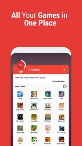 Game Booster для Android
