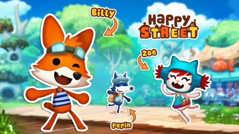 Happy Street для Android