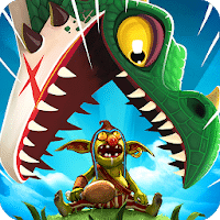 Hungry Dragon для Android