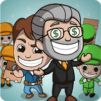 Idle Factory Tycoon для Android