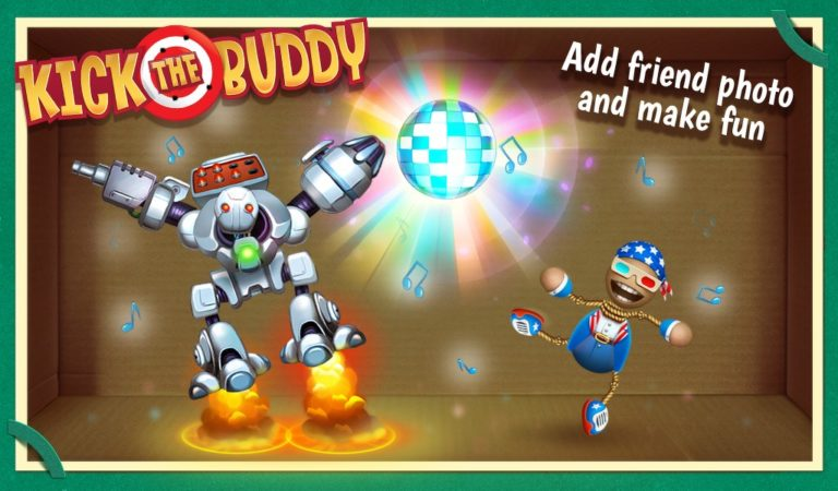 Kick the Buddy для Android