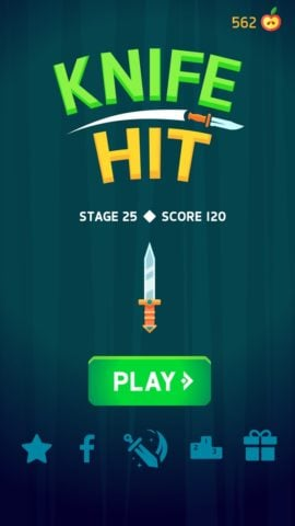 Knife Hit для Android