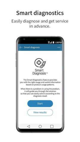 LG Smart ThinQ для Android