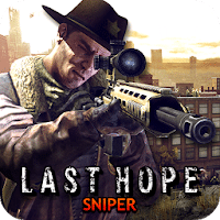 Last Hope Sniper Zombie War для Android