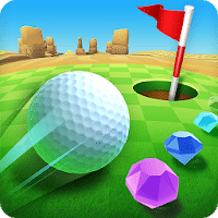 Mini Golf King для Android