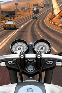 Moto Rider GO для Windows