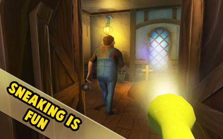 Scary Neighbor для Android