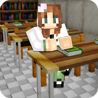 Schoolgirls Craft для Android