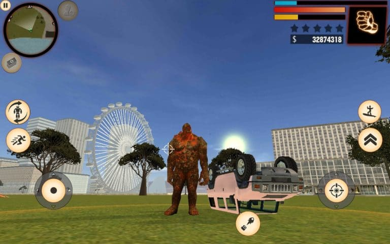 Stone Giant для Android