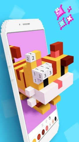 Voxel для Android