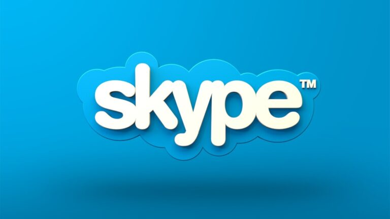 Skype will hide the mess in the room