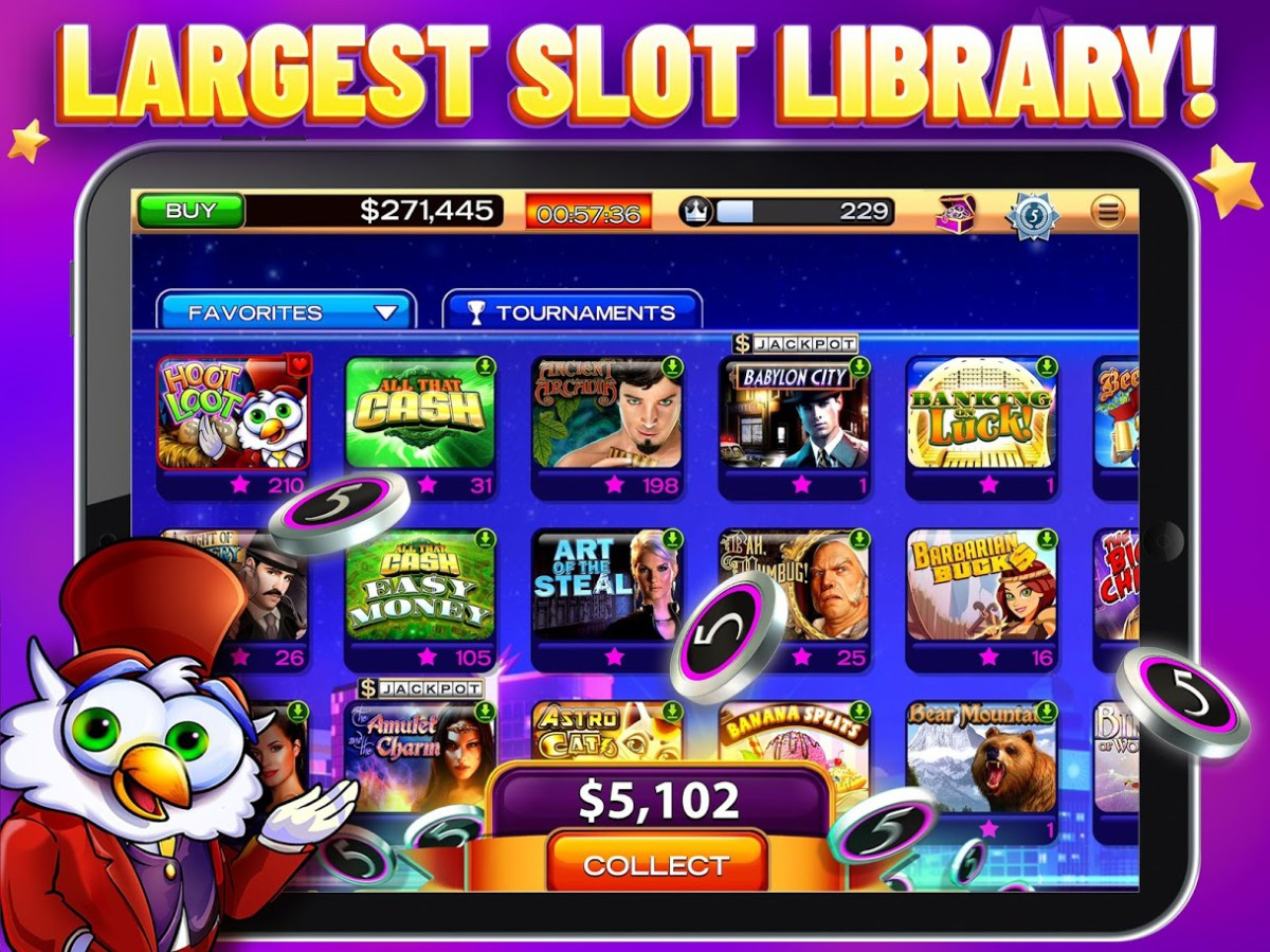 High 5 Casino For Android