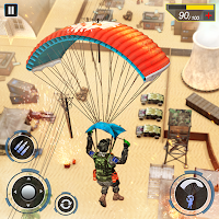Real Commando Mission: Gun Shooting Games per Android