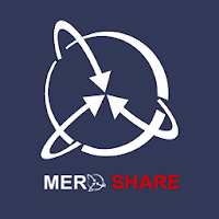 MeroShare pour Android
