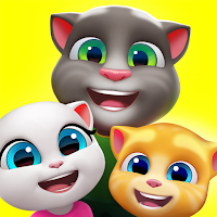 My Talking Tom Friends para Android